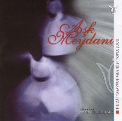 Aşk Meydanı (2002) albüm kapak resmi
