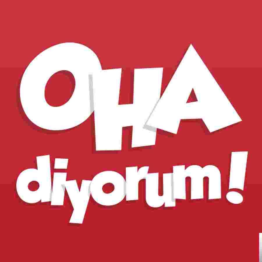 Oha Diyorum albüm kapak resmi