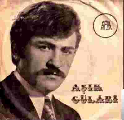 Aşık Gülabi Şah Plak Arşivi albüm kapak resmi