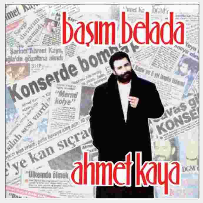 Başım Belada (1994) albüm kapak resmi