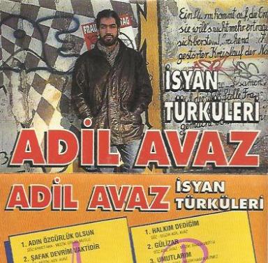 İsyan Türküleri (1994) albüm kapak resmi