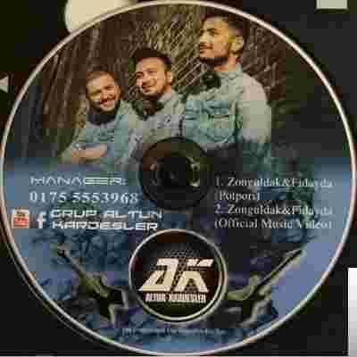 Zonguldak Fidayda (2017) albüm kapak resmi