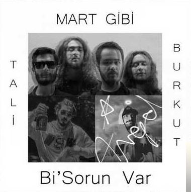 Bi Sorun Var (2019) albüm kapak resmi