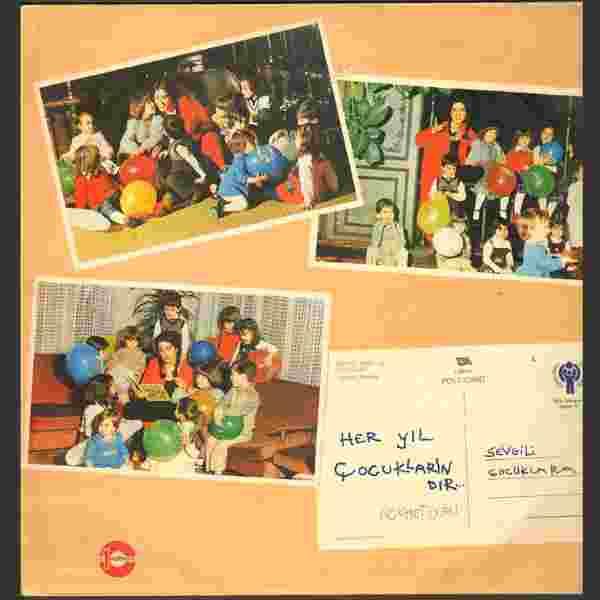 Sevgili Çocuklara (1979) albüm kapak resmi