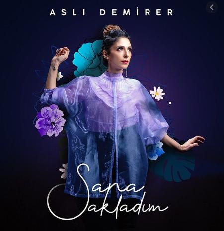 Sana Sakladım (2019) albüm kapak resmi