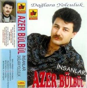 Dağlara Yolculuk/İnsanlar (1993) albüm kapak resmi