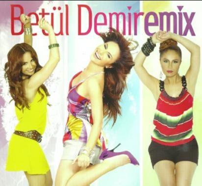 Betül Demiremix (2007) albüm kapak resmi