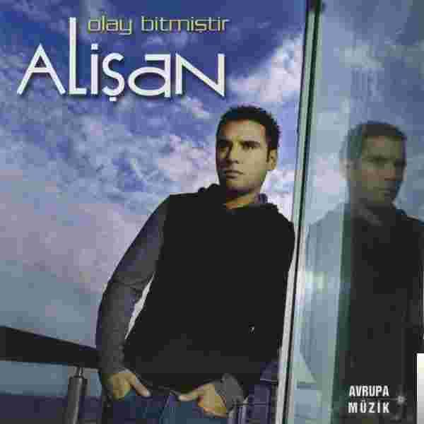 Olay Bitmiştir (2005) albüm kapak resmi