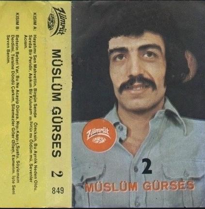 Müslüm Gürses Hayatımı Sen Mahvettin (1969)
