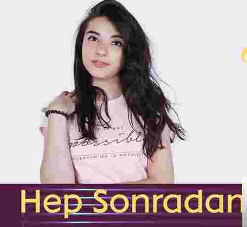 Hep Sonradan (2018) albüm kapak resmi