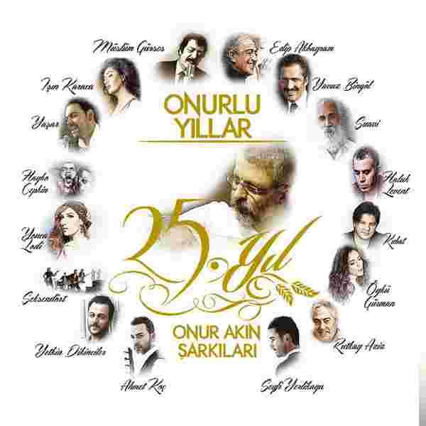 Onurlu Yıllar (2013) albüm kapak resmi