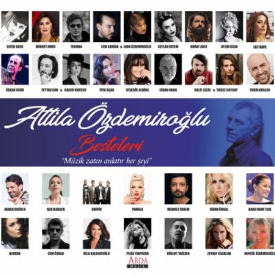 Attila Özdemiroğlu Besteleri (2020) albüm kapak resmi