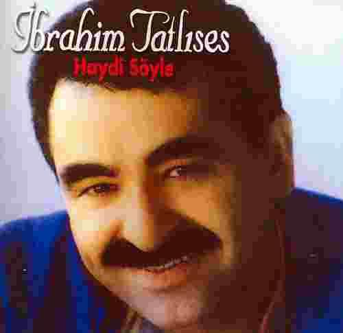 Haydi Söyle (1994) albüm kapak resmi