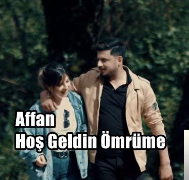 Hoş Geldin Ömrüme (2019) albüm kapak resmi