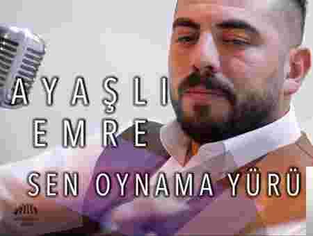 Sen Oynama Yürü Yeter (2019) albüm kapak resmi