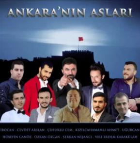 Ankaranın Asları (2018) albüm kapak resmi