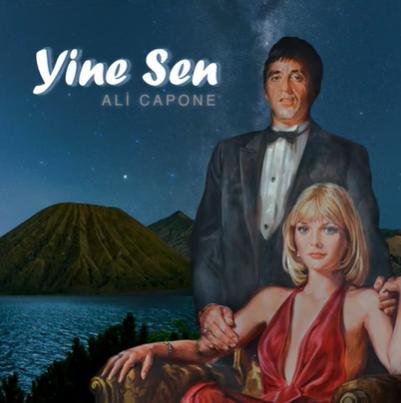 Yine Sen (2020) albüm kapak resmi