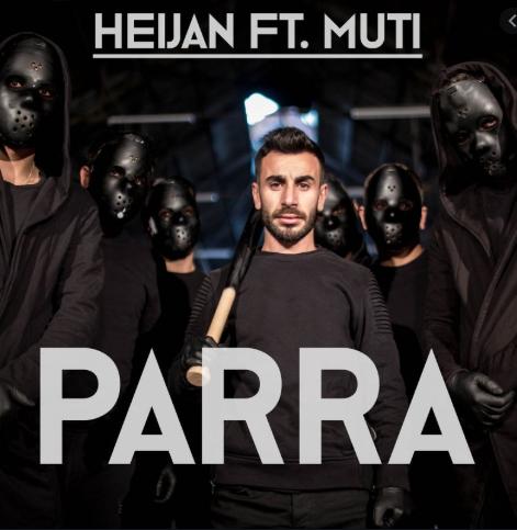 Parra (2017) albüm kapak resmi