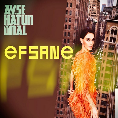 Efsane (2019) albüm kapak resmi