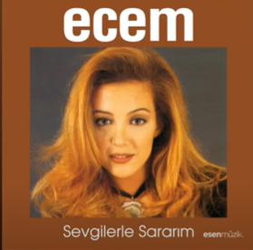 Sevgilerle Sararım (1995) albüm kapak resmi