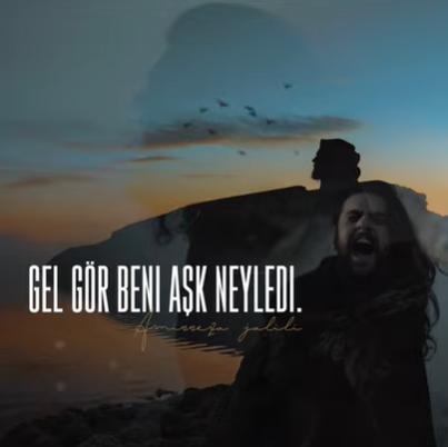 Gel Gör Beni Aşk Neyledi (2021) albüm kapak resmi