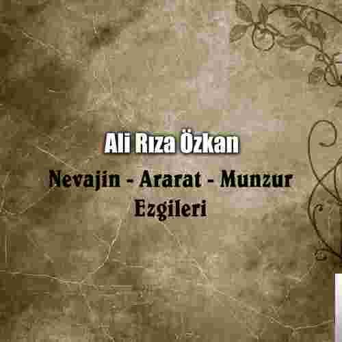 Munzur Ezgileri (2000) albüm kapak resmi