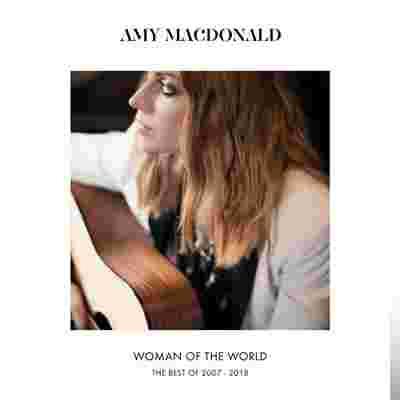 Amy Macdonald The Best albüm kapak resmi