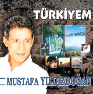 Türkiyem (1993) albüm kapak resmi