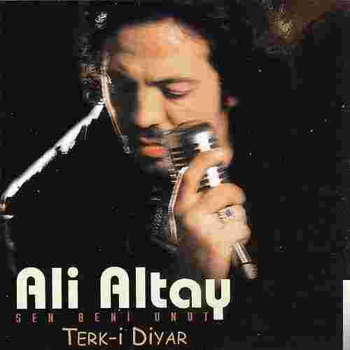 Sen Beni Unut/Terk-i Diyar (2002) albüm kapak resmi