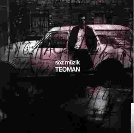 Söz Müzik Teoman (2008) albüm kapak resmi