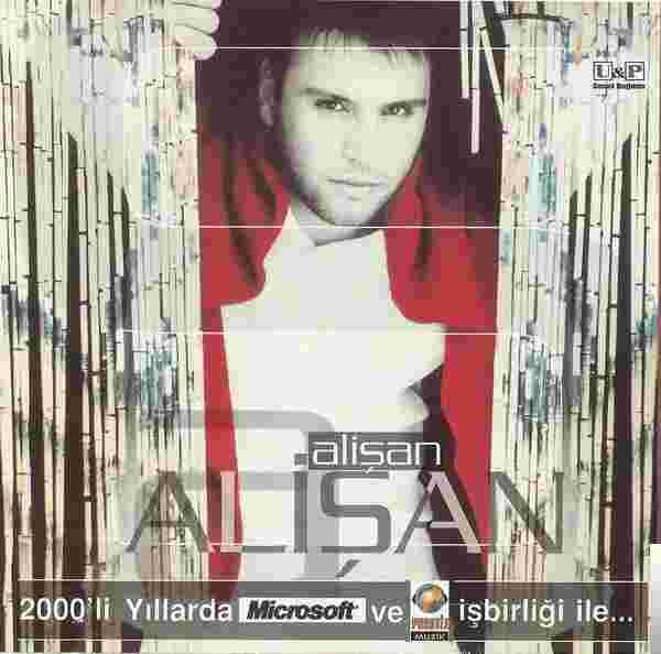 Alişan (2001) albüm kapak resmi