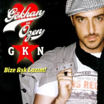 Bize Aşk Lazım (2008) albüm kapak resmi