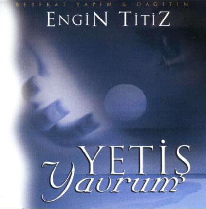 Yetiş Yavrum (2011) albüm kapak resmi