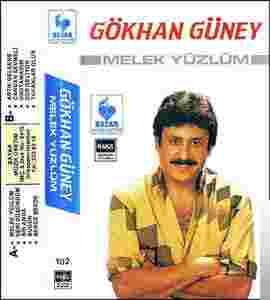 Melek Yüzlüm (1989) albüm kapak resmi