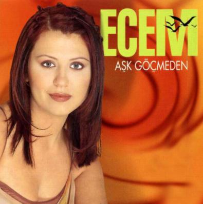 Aşk Göçmeden (1998) albüm kapak resmi