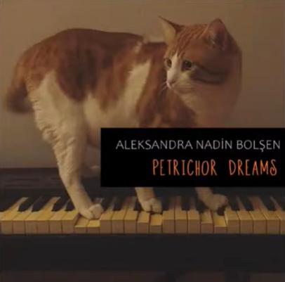 Petrichor Dreams (2020) albüm kapak resmi