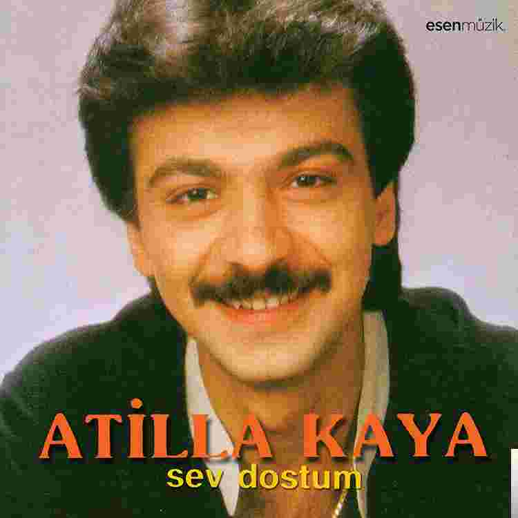 Sev Dostum (1987) albüm kapak resmi