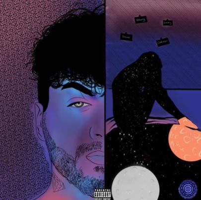 Birisi Var (2021) albüm kapak resmi