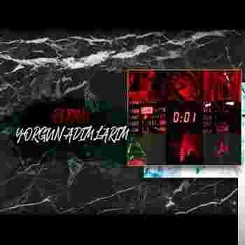 Yorgun Adımlarım (2020) albüm kapak resmi