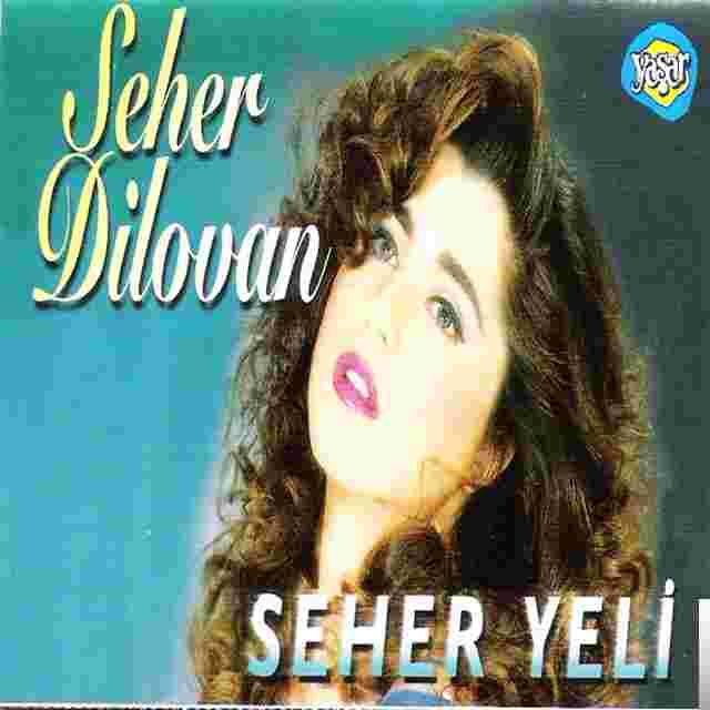 Seher Yeli (1995) albüm kapak resmi
