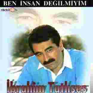 Ben İnsan Değil Miyim (1986) albüm kapak resmi
