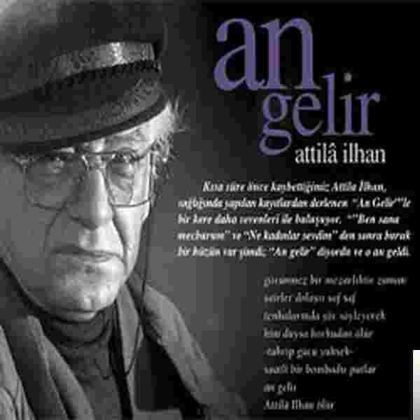 Attila İlhan Şiirleri albüm kapak resmi