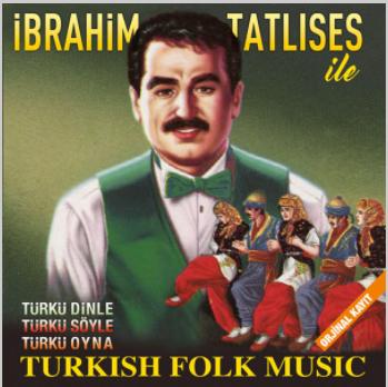Türkü Dinle Türkü Söyle (1996) albüm kapak resmi