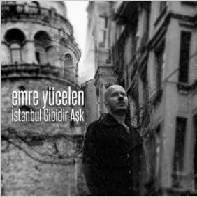 İstanbul Gibidir Aşk (2015) albüm kapak resmi