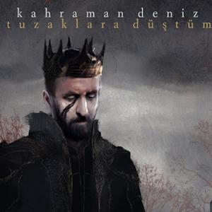 Tuzaklara Düştüm (2020) albüm kapak resmi