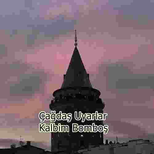 Kalbim Bomboş (2019) albüm kapak resmi