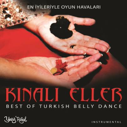 Kınalı Eller (2014) albüm kapak resmi