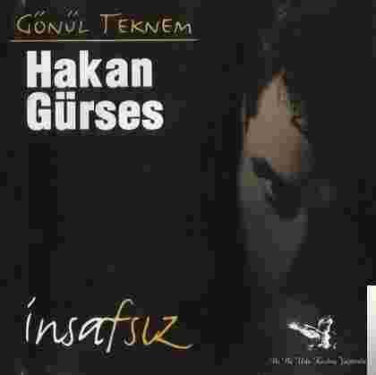 İnsafsız/Gönül Teknem (2003) albüm kapak resmi