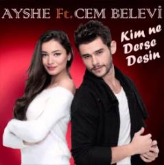 Kim Ne Derse Desin (2014) albüm kapak resmi
