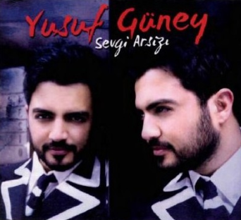 Sevgi Arsızı (2013) albüm kapak resmi